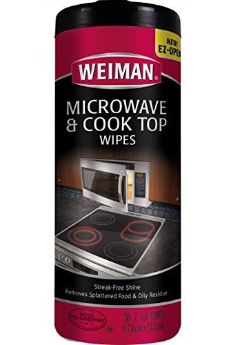 Top 10 Best weiman cooktop wipes Reviews