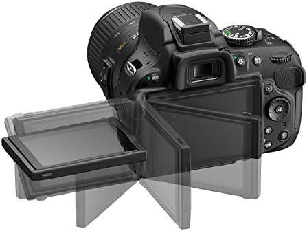 Amazon Canada Nikon D5200 24 1 Mp Cmos Digital Slr With 18 55mm F 3 5 5 6 Af S Dx Vr Nikkor Zoom Lens Black
