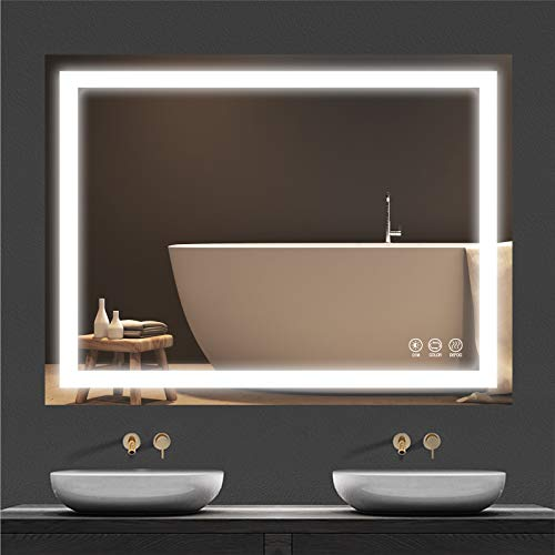espejo 80 x 100 de la marca Butylux