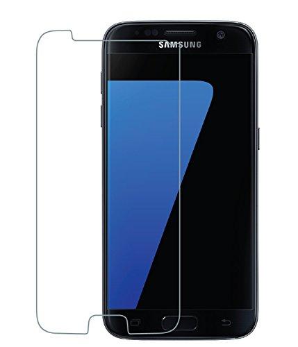 ACENIX® - Protector de pantalla de cristal templado para Samsung Galaxy S7...