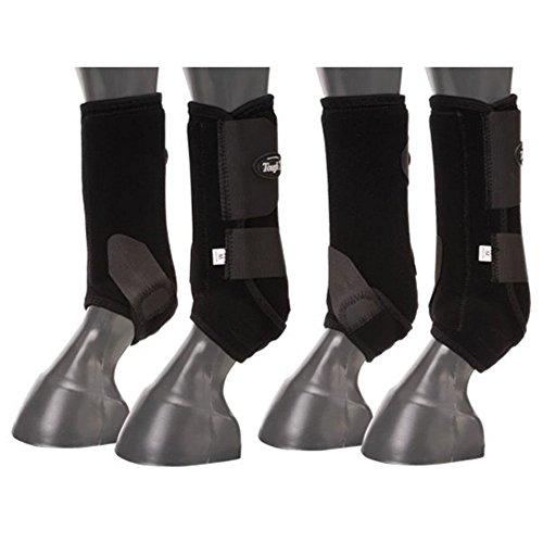 Tough-1 Extreme Vented Sport Boots Set