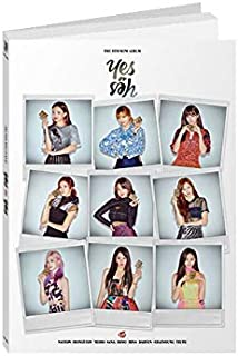 JYP Entertainment Twice - YES o r YES [B ver.] (6th Mini Album) CD+Photocards+YES o r YES Card+Folded Poster+Pre-Order Ben...