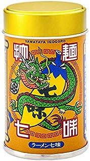 八幡屋礒五郎 拉麺七味◎缶12g