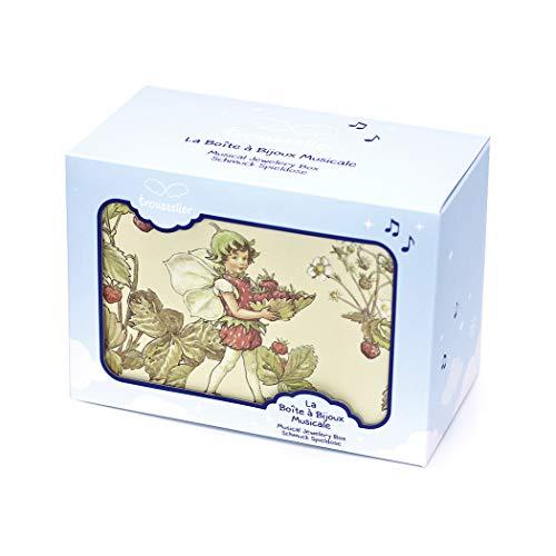 """Trousselier 60615 – Spieluhr """"TR Schublade XL Strawberry"""" (Spieldosen, Musikdosen, Spieluhren) das ideale Geschenk - 7"""