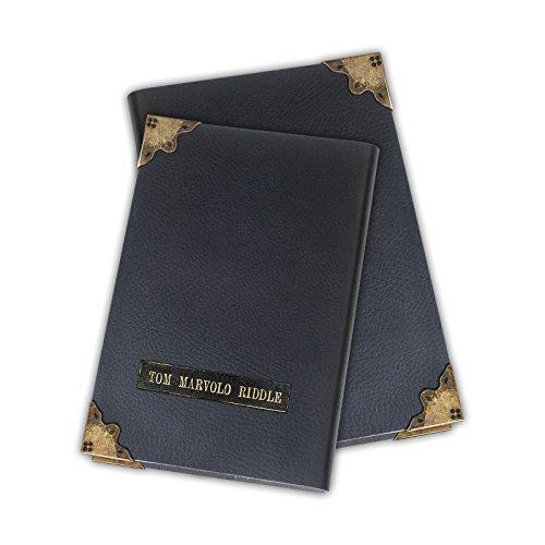 Harry Potter - Tom Riddles Tagebuch Filmreplik Ledereinband Notizbuch