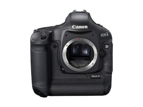 Canon EOS 1D Mark IV SLR-Digitalkamera (16 MP, 7,6cm (3 Zoll) LCD-Display, LiveView, Full-HD-Movie, Gehäuse)