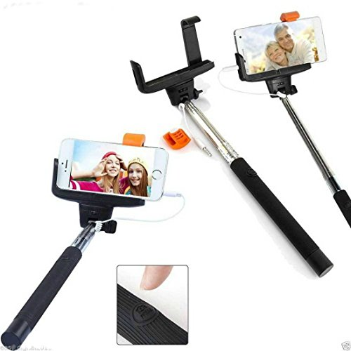Digital Cameras MEETBM ZIMO,2 in 1 Handheld Tripod Self-Portrait Monopod Selfie Stick for Smartphones GoPro Sports Cameras