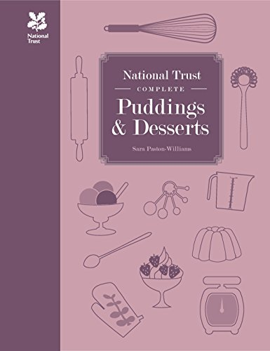 National Trust Complete Puddings & Desserts