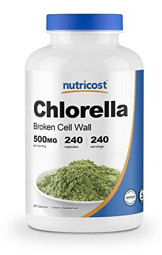 Nutricost Chlorella Capsules