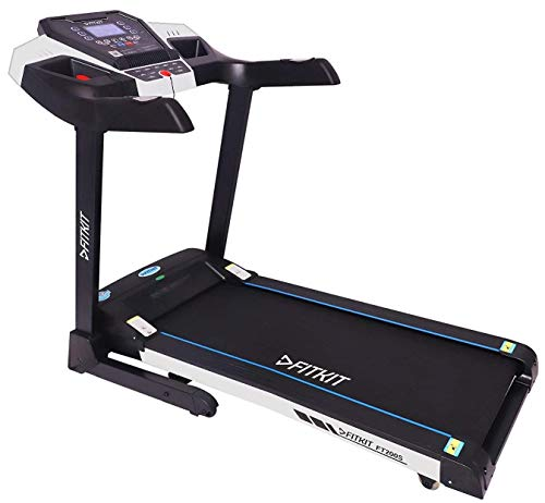 Fitkit FT200M 2.25HP (4.5HP Peak) Motorized Treadmill With Free Installation and  Free Diet &...