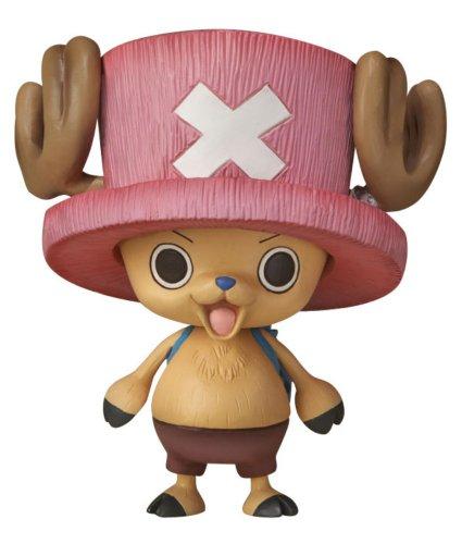 One Piece Figuarts Zero Figur / Statue: Tony Chopper mit Pilz 7 cm