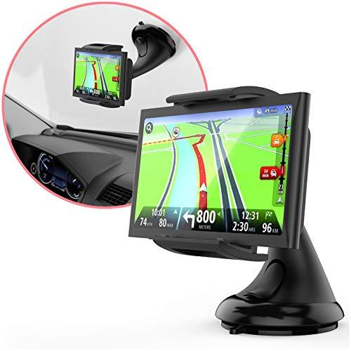 360° MONTOLA® Capto X2 KFZ Universal Halter PKW Halterung mit Saugnapf Navi GPS