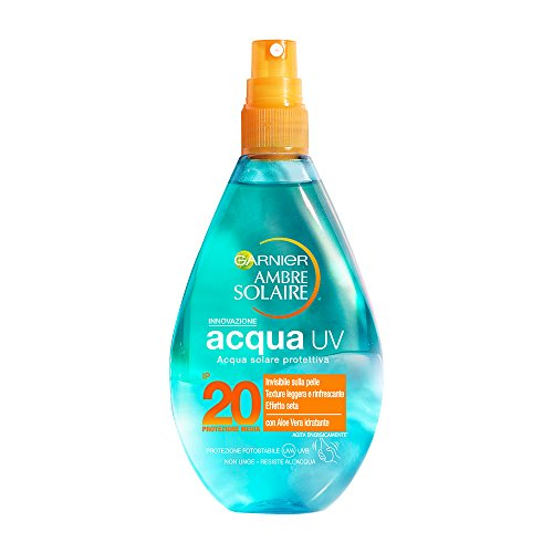 ambre solaire Acqua UV - Sun protection spray with Aloe Vera IP20 150 ml