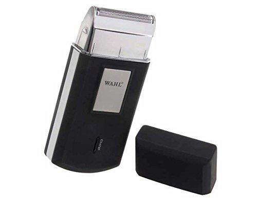 Wahl 3615-0471-Mobile Shaver, Kit para el corte de pelo - 1 unidad, batería, a...