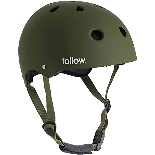 Follow Casco PRO Helmet Olive 2021