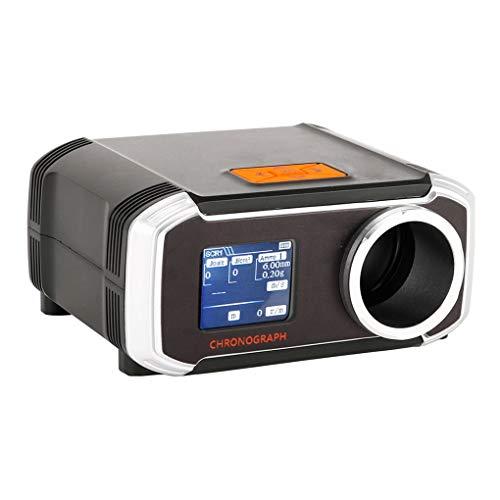 Bomcomi WST-X01 Digital de la viruta del tacómetro Pantalla LCD de cronógrafo Bluetooth Tiro de precisión Speed Tester Caza
