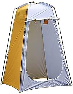 Bärbar pop up integritet tält dusch toalett camping pop up tält kamouflage anti-UV funktion utomhus klädnad tält fotografe...