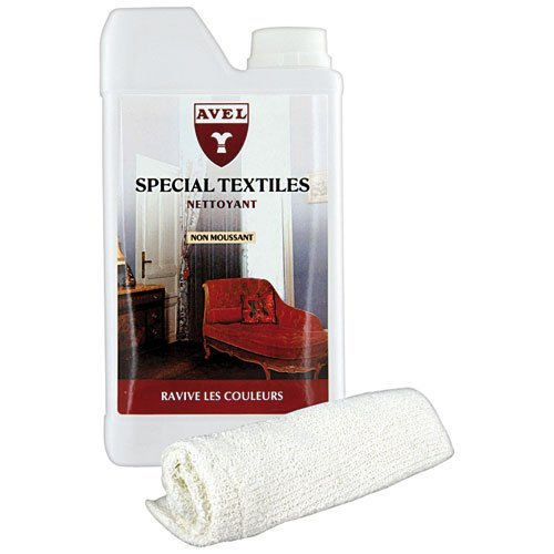 Nettoyant textile