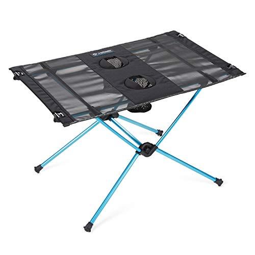 Helinox Table One   Der Originaltisch von Helinox ist außergewöhnlich vielseitig, leicht und gut verstaubar und er ist das Ergebis von durchdachtem, nutzerorientierten Design (Black)