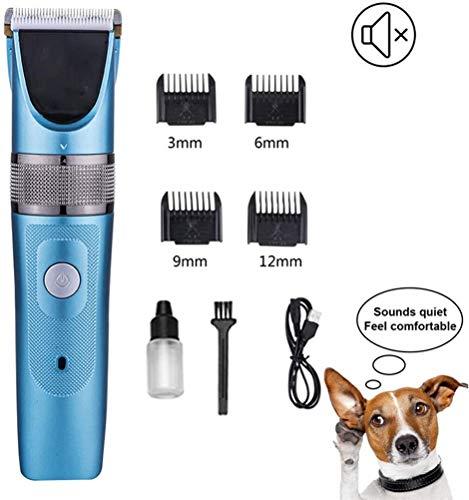 Dierensalons Tondeuse, Stille Huisdier Tondeuse, USB Oplaadbare Tondeuse, Voor Honden En Katten