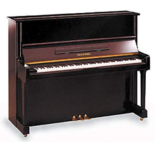 Klavier Marke Trautwein Modell Klassik 120 - schwarz poliert