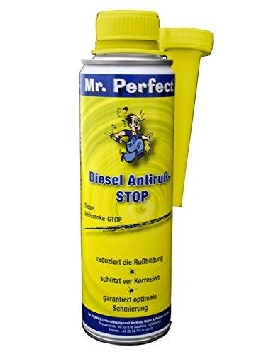 Mr. Perfect® Diesel Anti Suie Stop Additif pour moteurs diesel, 250 ml