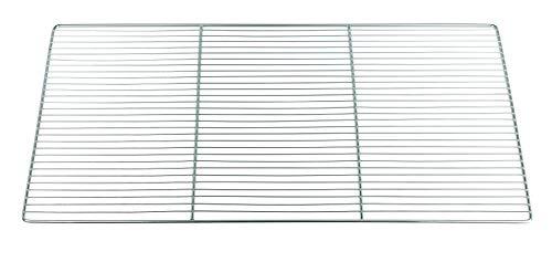 MALLARD FERRIERE–Rejilla de Acero Inoxidable 60cm x 40cm