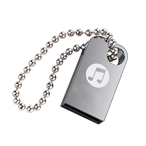 N   C Thumb Drive 3.0 Portatile da 64 GB, Mini Compatto, Guscio in Lega di Zinco Durevole di Alta qualità, Bello e Pratico, Adatto per Lavoro, Scuola, Famiglia e Viaggi