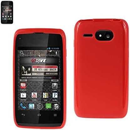 Reiko Cell Phone Case for Kyocera Event Red product image