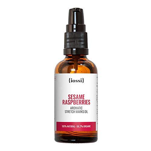 IOSSI Sesame Raspberries - Aceite aromático para estrías (50 ml)