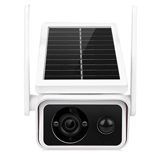 Tomanbery Seguridad del Monitor de vídeo de la detección de Movimiento de la energía Baja de la Noche a Prueba de Lluvia de la cámara para el reconocimiento de Campo