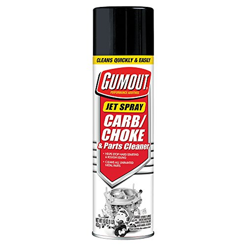 Gumout 800002230 Carb and Choke Cleaner, 16 oz.