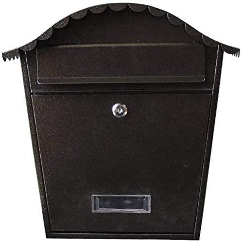 YONGYONGCHONG brievenbus Villa brievenbus buitenbrievenbus postbus wand- waterdicht krantenvak