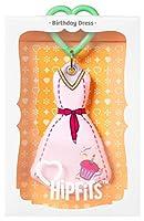 HipFits アメリカのセレブに大人気!バッグにつけるドレス型キーホルダー Birthday Dress