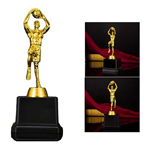 TOYANDONA Un Trofeo de Baloncesto,un Trofeo de Baloncesto plástico.