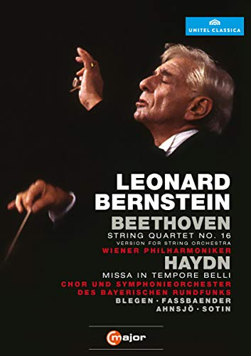 Leonard Bernstein - Beethoven / Haydn