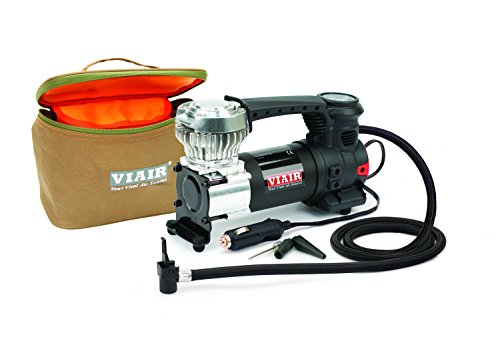 VIAIR 84P Portable Compressor, Black, 9.1 x 3.1 x 5.6 inches