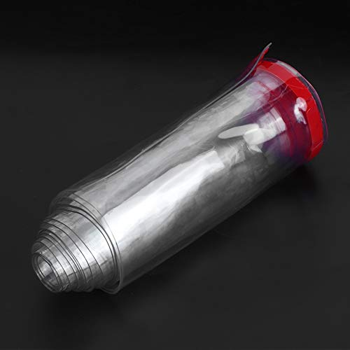 Material de PVC respetuoso del medio ambiente 100-200 mm de ancho Pantalla a prueba de aceite Accesorios prácticos de cocina