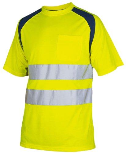 Projob Workwear Hi Vis T Camisa Clase 2.