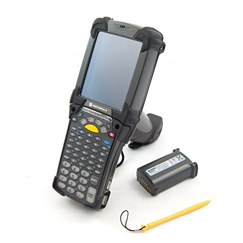 Find Cheap Zebra MC9200 Premium, MC92N0-G Handheld Rugged 2D Barcode Scanner, Windows CE 7, MC92N0-G...