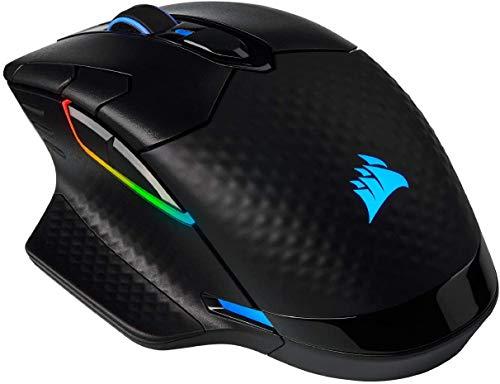 Corsair CS-CH-9315411-AP Dark Core RGB Pro Wireless Gaming Mouse, Black