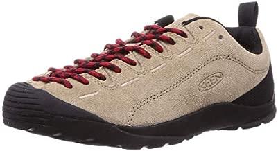 KEEN Men's Jasper-m Hiking Shoe, Silver Mink, 10.5 M US