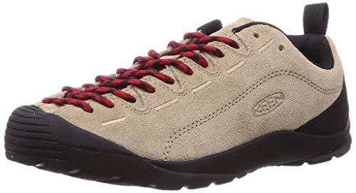 KEEN Herren Jasper-M Sneaker, Silver Mink/Silver Mink, 42 EU