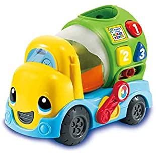 LeapFrog 601903 Popping Colour Mixer Truck:Cryptools