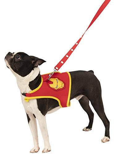 Rubie's Marvel Classic Iron Man Pet Leash and Harness, Large
