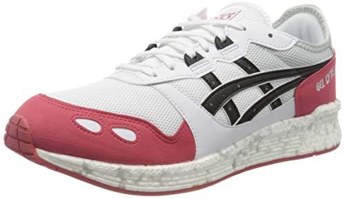 ASICS Herren HyperGel-Lyte Sneaker, Weiß (White 1191a017-100), 46 EU