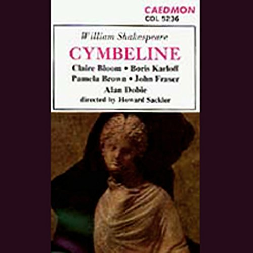 Cymbeline audiobook cover art