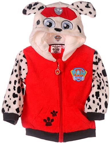 PAW Patrol Fleece Jacke Baby Kinder Kapuzenjacke 74 80 86 92 98 Sweatjacke (Farbe 2, 12 Monate)