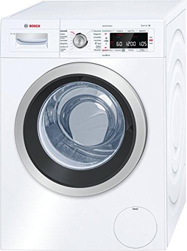 Bosch WAW28640 Serie 8 Waschmaschine Frontlader / A+++ / 137 kWh/Jahr / 1400 UpM / 8 kg / 9900 L/Jahr / iDos / AntiVibration Design