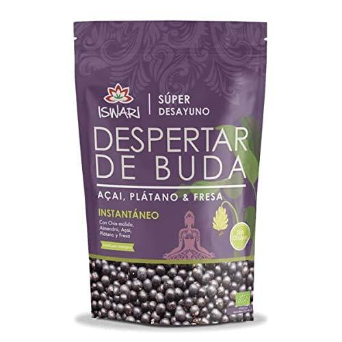 Iswari Despertar De Buda Acai-Platano 1Kg; Bio 1 Unidad 400 g